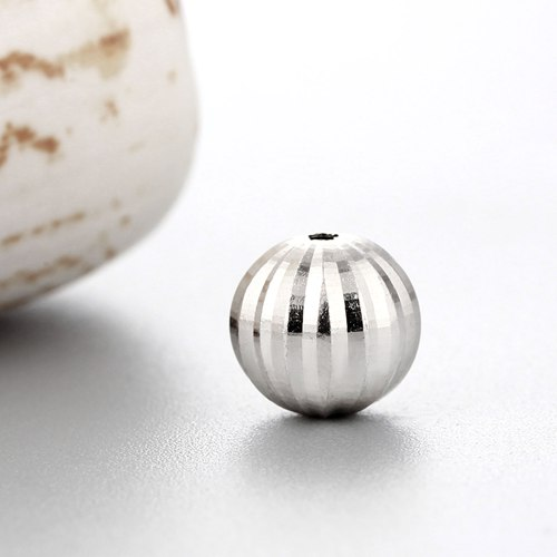 925 sterling silver diy spacer beads