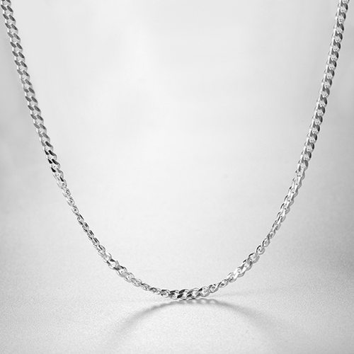 925 sterling silver handmade fashion choker necklace