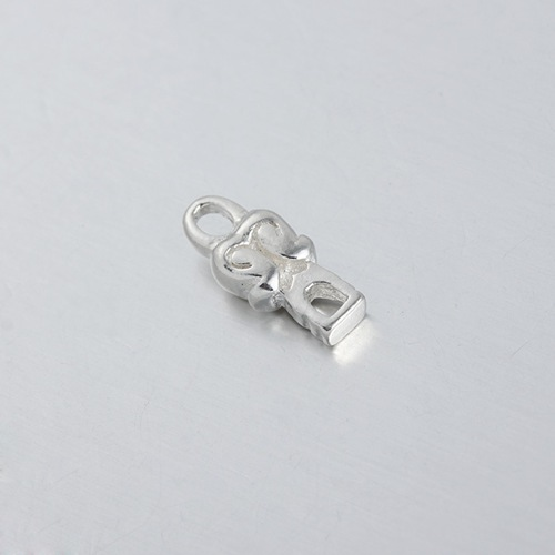 925 sterling silver crimp end caps jewelry