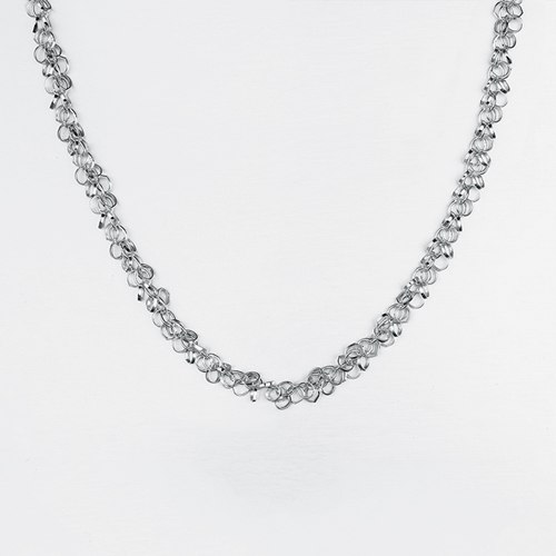 925 sterling silver margherita chain necklaces