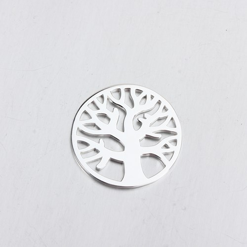 925 sterling silver tree of life charm for locket