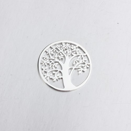 925 sterling silver tree of life charm for pendant