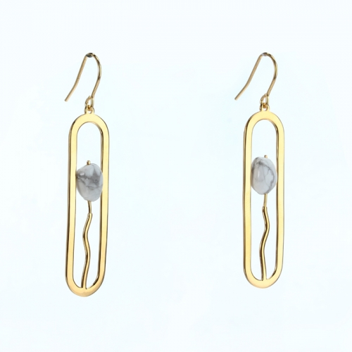 Renfook 925 sterling silver gemstone earrings jewelry wholesale